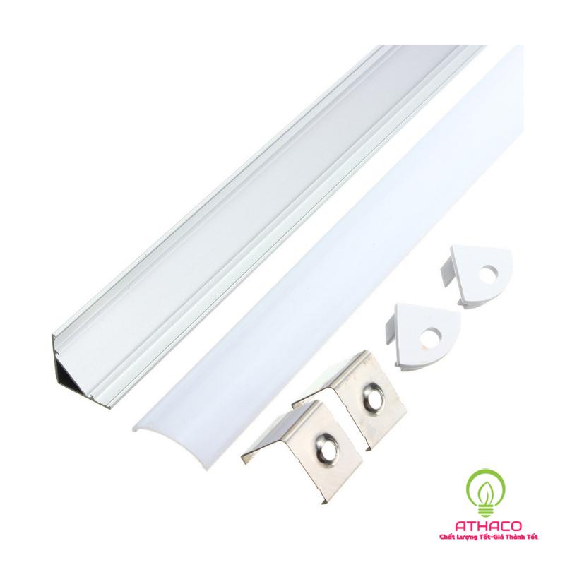 Đèn led thanh nhôm tủ bếp chính hãng và lưu ý sử dụng