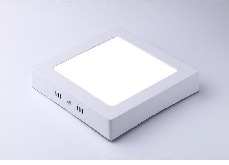 Đèn led ốp trần nổi vuông 6W 2