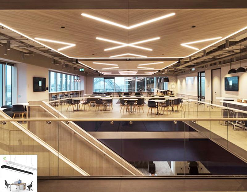 Đèn thả văn phòng và những nguyên tắc vàng khi sử dụng