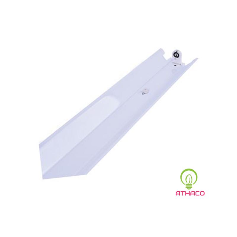 Máng đèn led đơn 1.2M Chóa Sơn Tĩnh Điện
