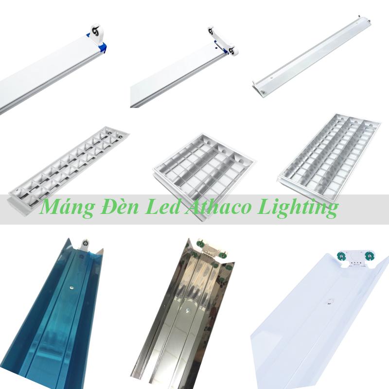 Tại sao nên sử dụng máng đèn tuýp led thay vì máng đèn huỳnh quang